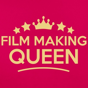 film making queen stars - Women's T-Shirt