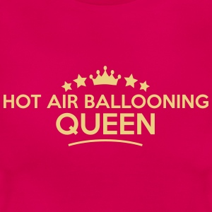 hot air ballooning queen stars - Women's T-Shirt