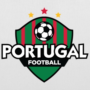 Football crest of Portugal Bags & Backpacks - Tote Bag