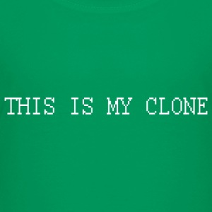 THIS IS MY CLONE - DAS IS MEIN KLON T-Shirts - Teenager Premium T-Shirt