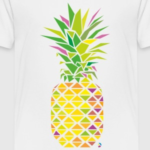 AD Pineapple Shirts - Teenager Premium T-shirt