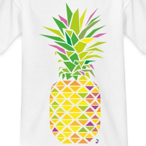 AD Pineapple Shirts - Kids' T-Shirt