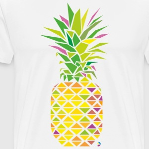 AD Pineapple T-Shirts - Men's Premium T-Shirt