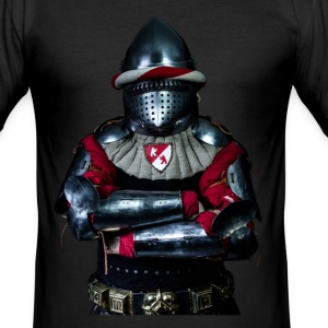chevalier.png Tee shirts - Tee shirt près du corps Homme