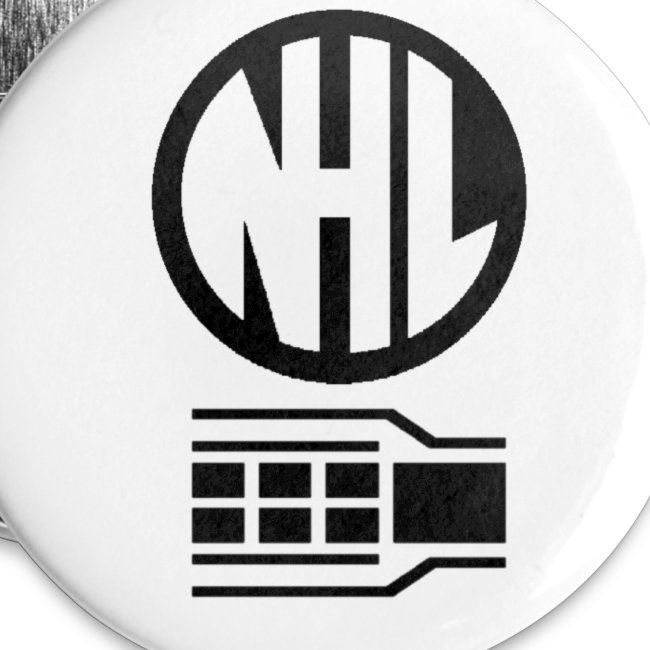 NHL Button badge - 5 pack