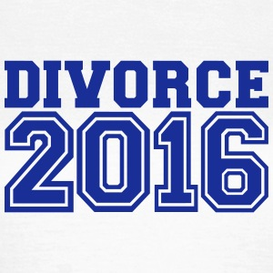 Divorce 2016 T-Shirts - Frauen T-Shirt