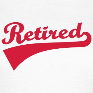 Retired T-Shirts - Frauen T-Shirt