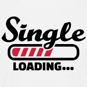 Single loading T-Shirts - Männer T-Shirt