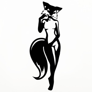 sexy vixen Mugs & Drinkware - Coasters (set of 4)