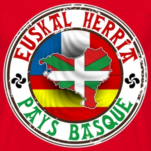 euskal herria - pays basque 31 Tee shirts - T-shirt Homme