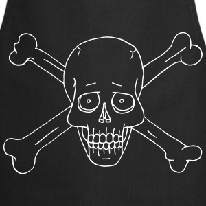 Jolly Roger Scull  Aprons - Cooking Apron