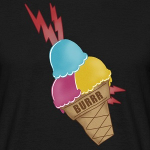 ICECREAM MAN BURR - GUCCI MANE T-shirts - T-shirt herr
