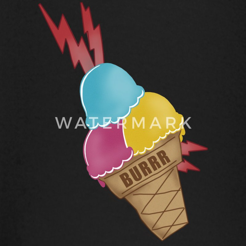 ICECREAM MAN BURR - GUCCI MANE Manga larga - Camiseta manga larga bebé