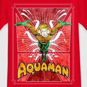 Aquaman Teenager T-Shirt - Teenager T-Shirt