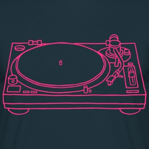 record player T-Shirts - Men's T-Shirt