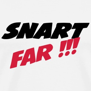 Snart far 111 T-Shirts - Men's Premium T-Shirt