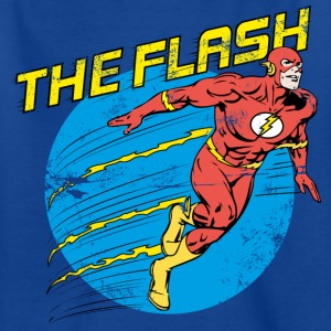 The Flash Comic Teenager T-Shirt - Teenager T-Shirt