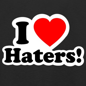 I LOVE HATERS - I LOVE ENVY Long Sleeve Shirts - Kids' Premium Longsleeve Shirt