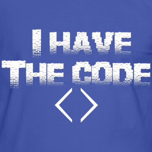 I have the code