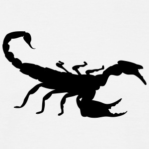 Scorpion T-shirts - Herre-T-shirt