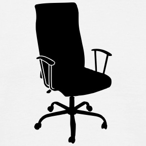 Office Chair T-Shirts - Men's T-Shirt