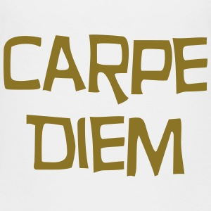 Carpe Diem / Quote / Funny / Humor / Citation Shirts - Kinderen Premium T-shirt