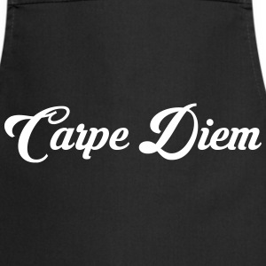 Carpe Diem / Quote / Funny / Humor / Citation  Aprons - Cooking Apron