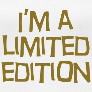 Limited Edition / Quote / Funny / Humor / Citation T-shirts - Dame premium T-shirt