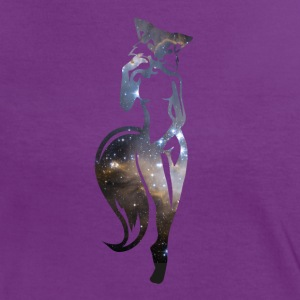 sexy fox in space T-Shirts - Women's Ringer T-Shirt