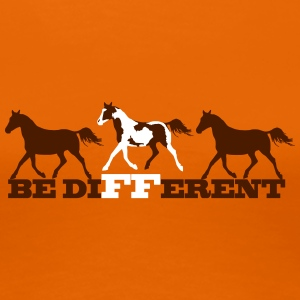 Paint Horse - Be different T-Shirts - Women's Premium T-Shirt