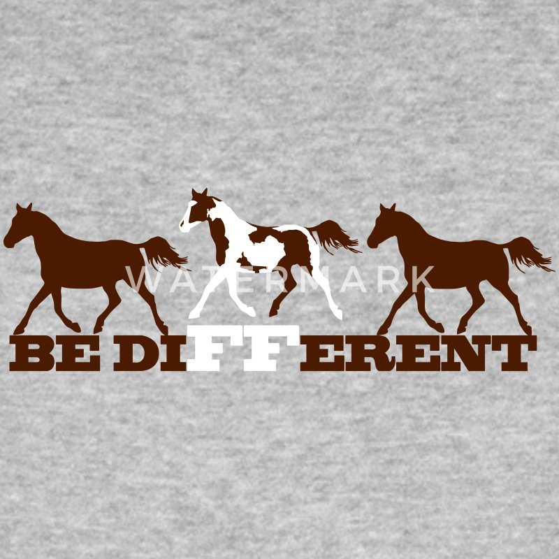Paint Horse - Be different T-Shirts - Männer Bio-T-Shirt