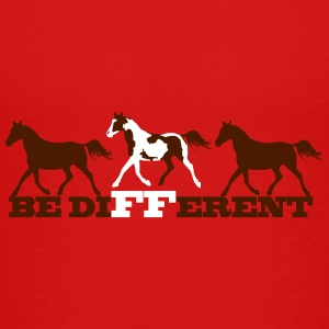 Paint Horse - Be different Tee shirts - T-shirt Premium Ado