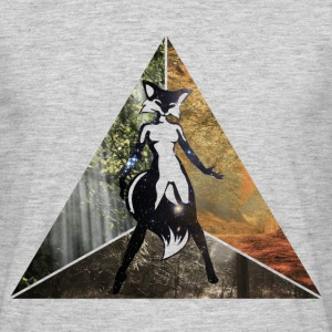 Fox sexy en triangle Tee shirts - T-shirt Homme