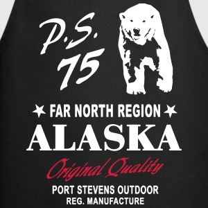 Alaska - Polar Bear  Aprons - Cooking Apron