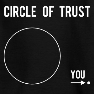 Circle of trust Shirts - Kids' T-Shirt