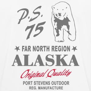 Alaska - Polar Bear T-Shirts - Men's Breathable T-Shirt