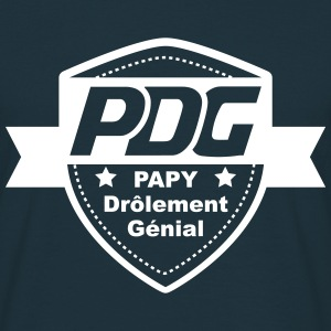 PDG papy Tee shirts - T-shirt Homme