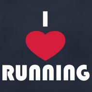 Motiv ~ T-Shirt: I love running