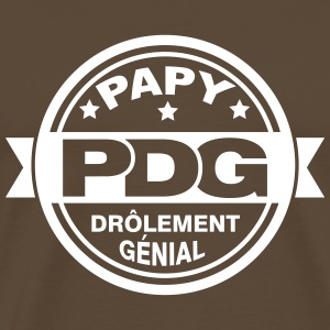 PDG papy Tee shirts - T-shirt Premium Homme