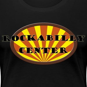 Rockabilly Center T-Shirts - Frauen Premium T-Shirt
