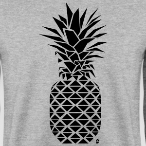 AD Geometric Pineapple - Men's Sweatshirt