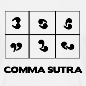 COMMA SUTRA Tee shirts - T-shirt Homme