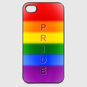 PridePattern Handy & Tablet Hüllen - iPhone 4/4s Hard Case