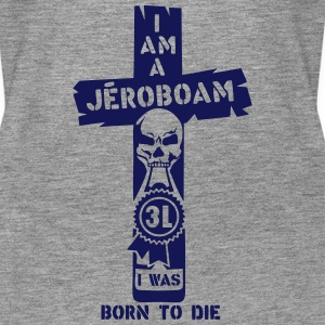 Jeroboam 3 liters bottle born die Tops - Women's Premium Tank Top