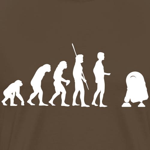 Evolution Roboter