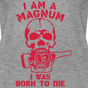 Magnum 1 5 liters bottle born die Tops - Women's Premium Tank Top