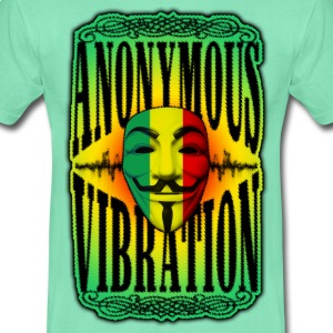anonymous vibration Tee shirts - T-shirt Homme