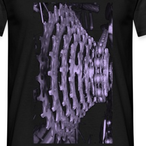Rear Cluster - Men's T-Shirt