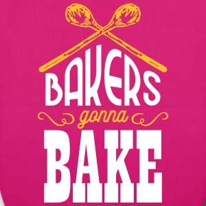 Bakers gonna bake Bags & Backpacks - EarthPositive Tote Bag