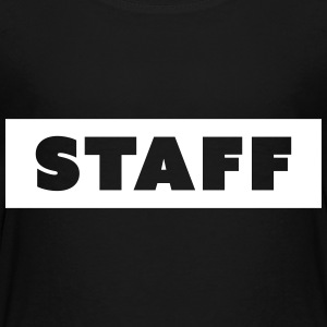 STAFF T-Shirts - Teenager Premium T-Shirt